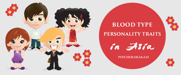 Blood Type Personality in Asia Title