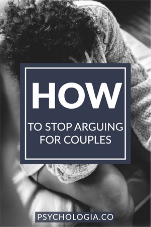 How to Stop Arguing