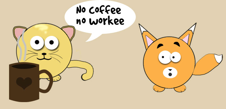 caffeine disorder dialog
