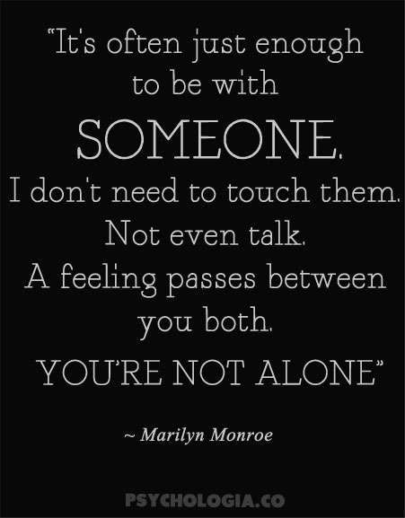 Quotes About Love And Relationships Adorable Marilyn Monroe Quotes On Love And Relationships  Psychologia