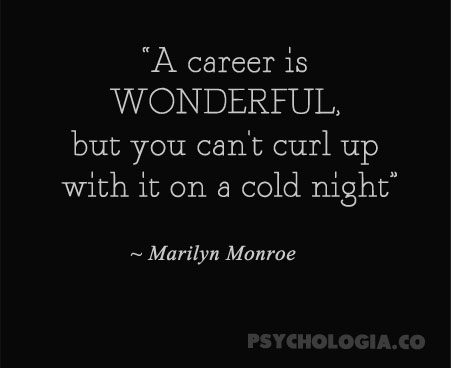 Marilyn Monroe Quotes on Love and Relationships | Psychologia