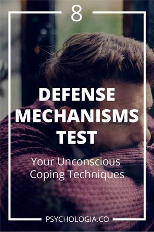 Defense Mechanisms: Test Your Unconscious Coping Techniques