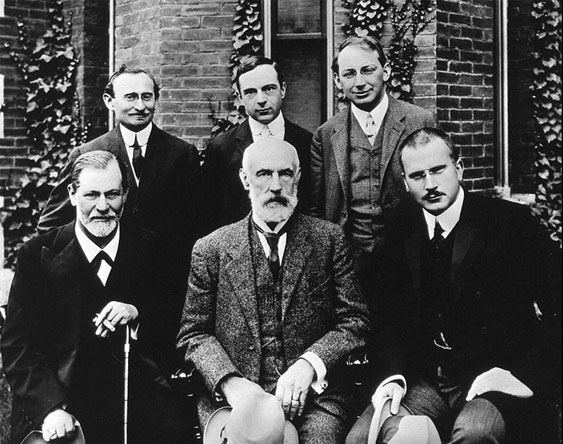 Jung Personality Types: The Model of Typology