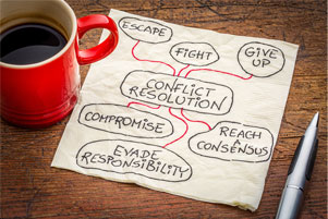 How Do You Manage Conflicts: Peace vs. Avoidance vs. Confrontation