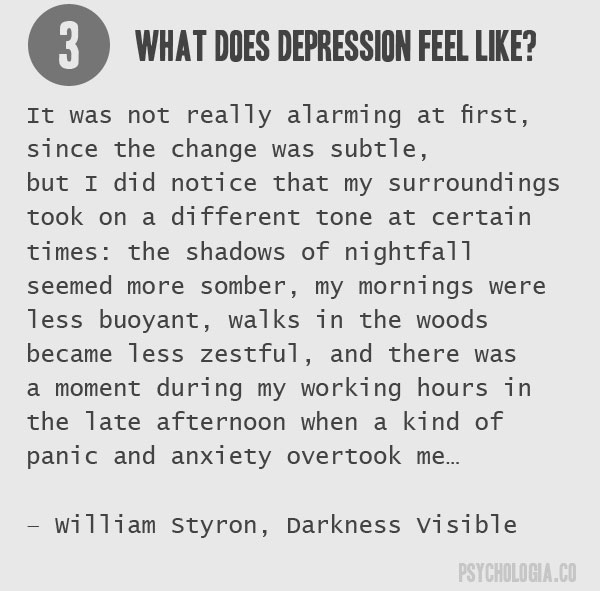 What Does Depression Feel Like 7 Powerful Quotes That Describe