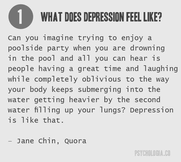What Does Depression Feel Like 1