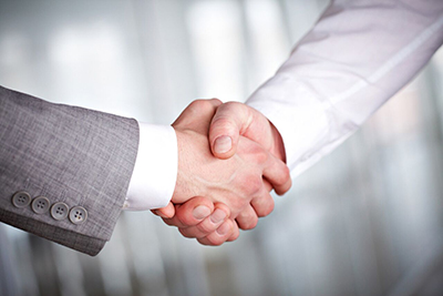 Body Language of Hands: Handshake