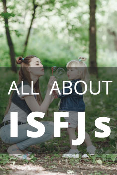 Personality types dating isfj