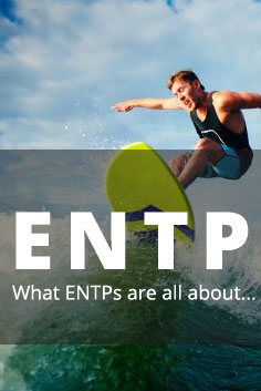 ENTP Personality Type [Explorer, Inventor, Innovator]