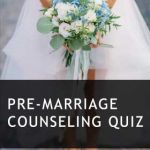 Pre-Marriage Counseling Quiz: Your Toolbox