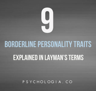 9 Borderline Personality Traits Explained (Based on DSM-5 Criteria)