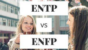 ENTP vs. ENFP