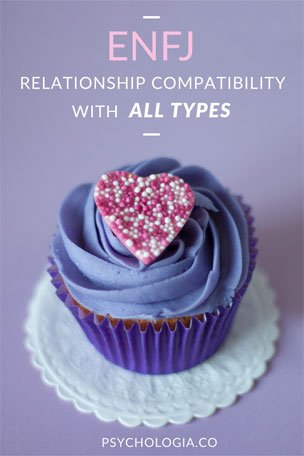 ENFJ Relationship Compatibility With ALL Types | Psychologia