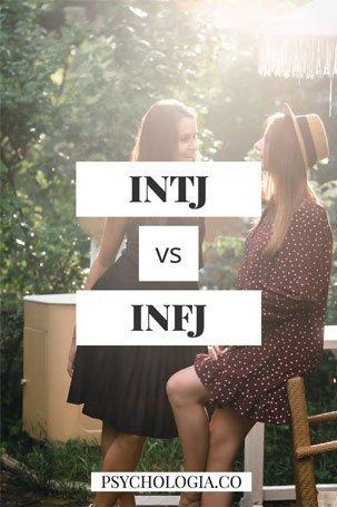 INTJ vs INFJ
