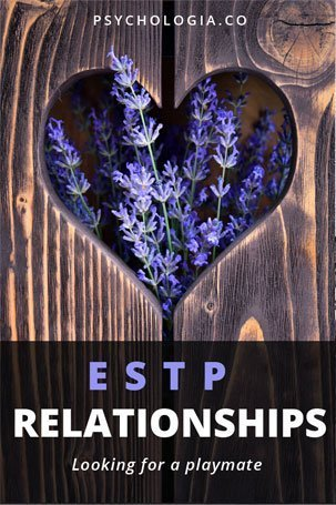 ESTP Relationships: Looking for a Playmate