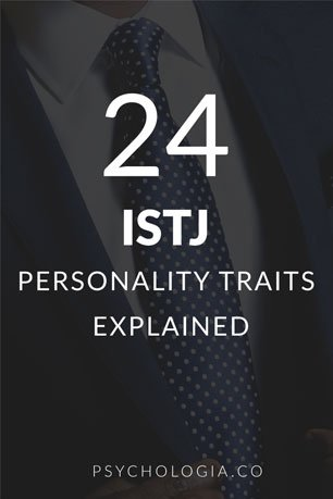 24 ISTJ Personality Traits Explained